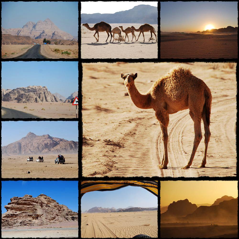 Najveće pustinje na svetu  Wadi_rum